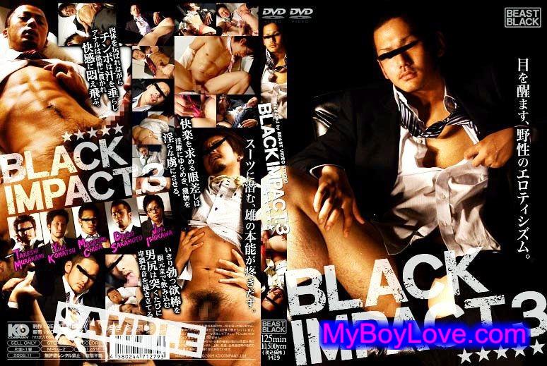 BEAST – BLACK IMPACT 3 BEAST BLACK