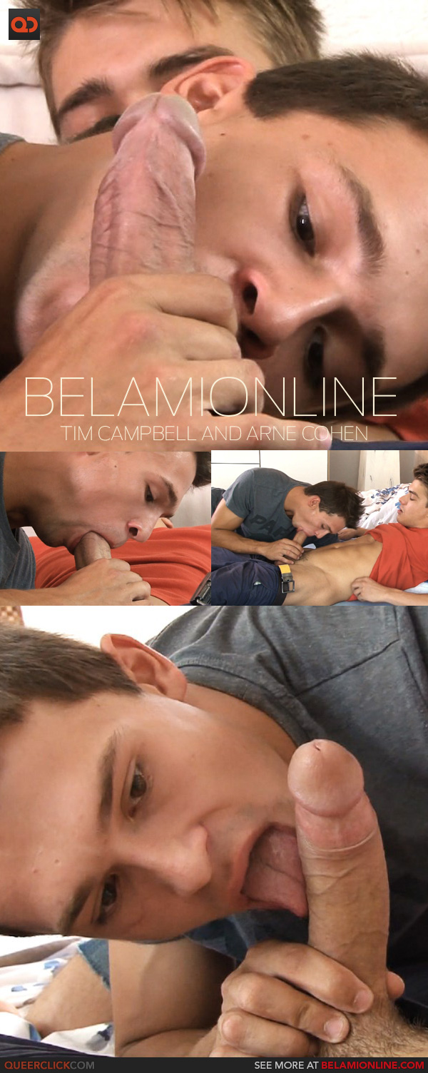 BelAmiOnline – Tim Campbell and Arne Cohen