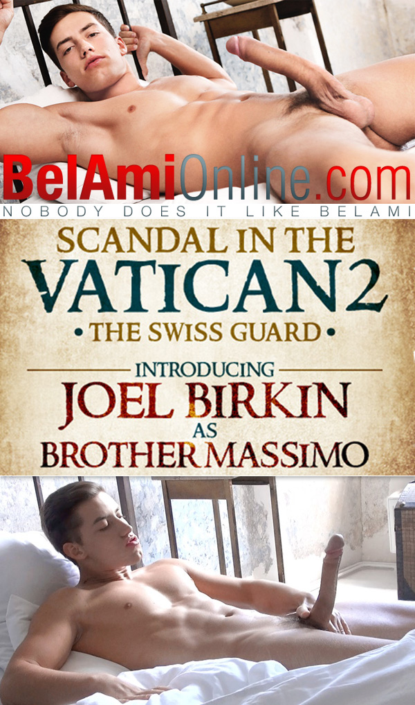 BelAmiOnline – Scandal in the Vatican 2: The Swiss Guard – Episode 1: Morning Devotions (with Joel Birkin)
