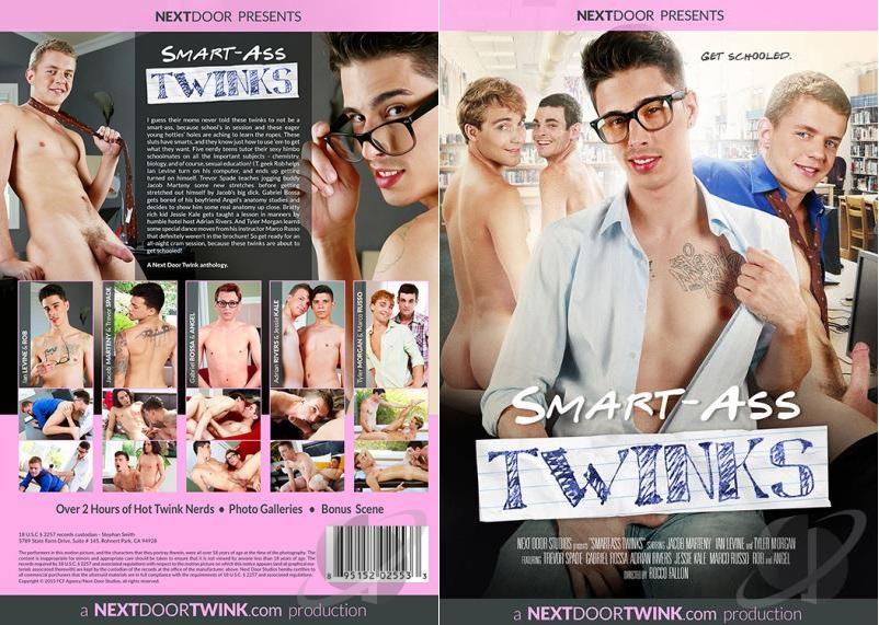 Smart-Ass Twinks [2015]