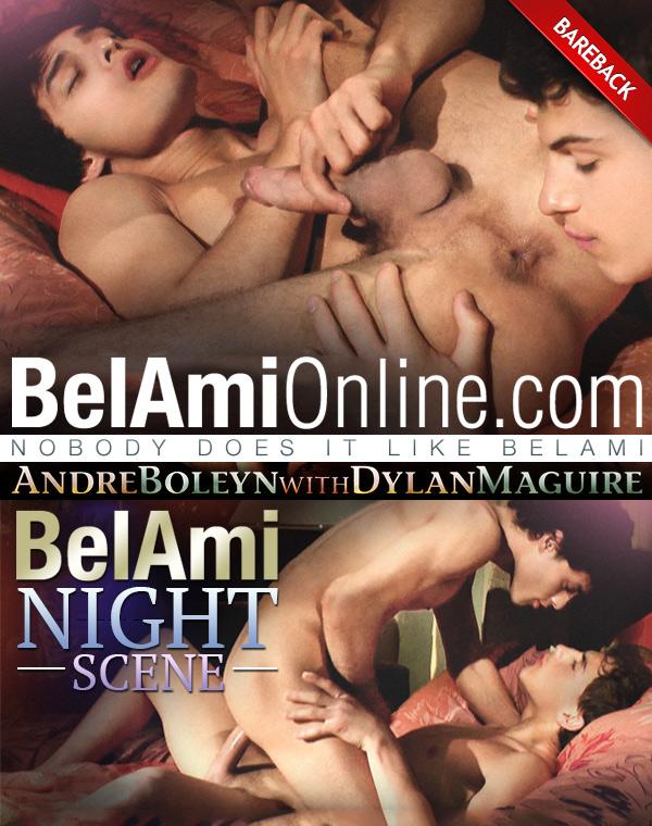 BelAmiOnline – Dylan Maguire Fucks Andre Boleyn
