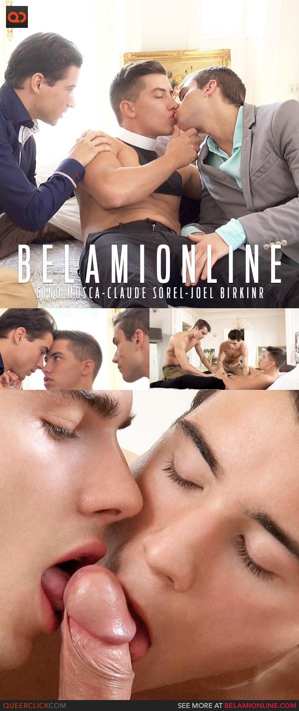 BelAmiOnline – Gino Mosca, Claude Sorel and Joel Birkin