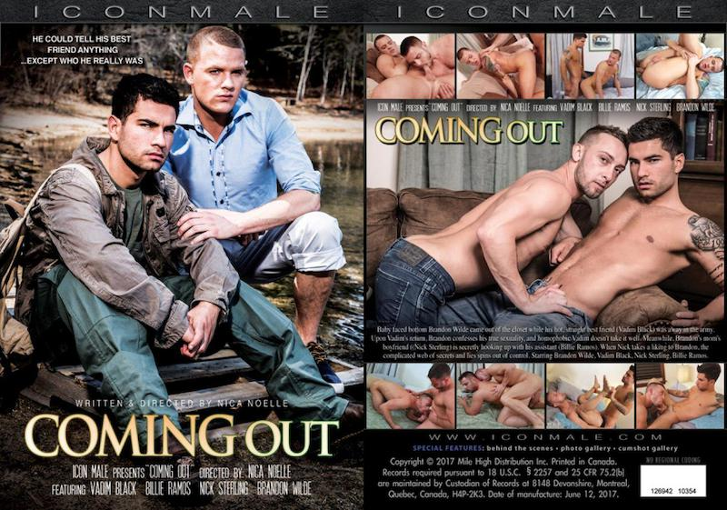 IconMale – Coming Out