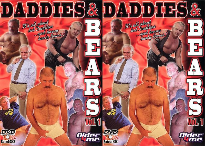 Older4Me – Daddies & Bears volume 1