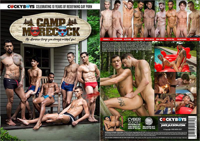 CockyBoys – Camp MoreCock