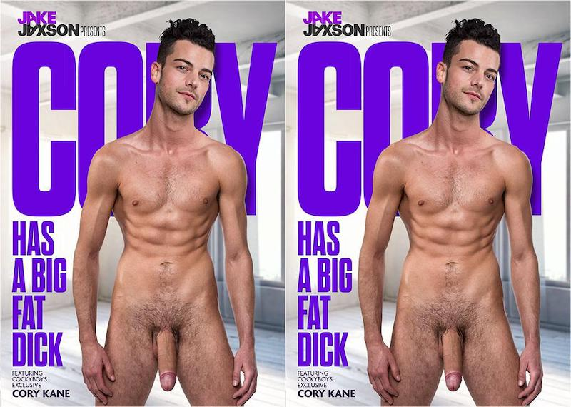 CockyBoys – Cory Has a Big Fat Dick