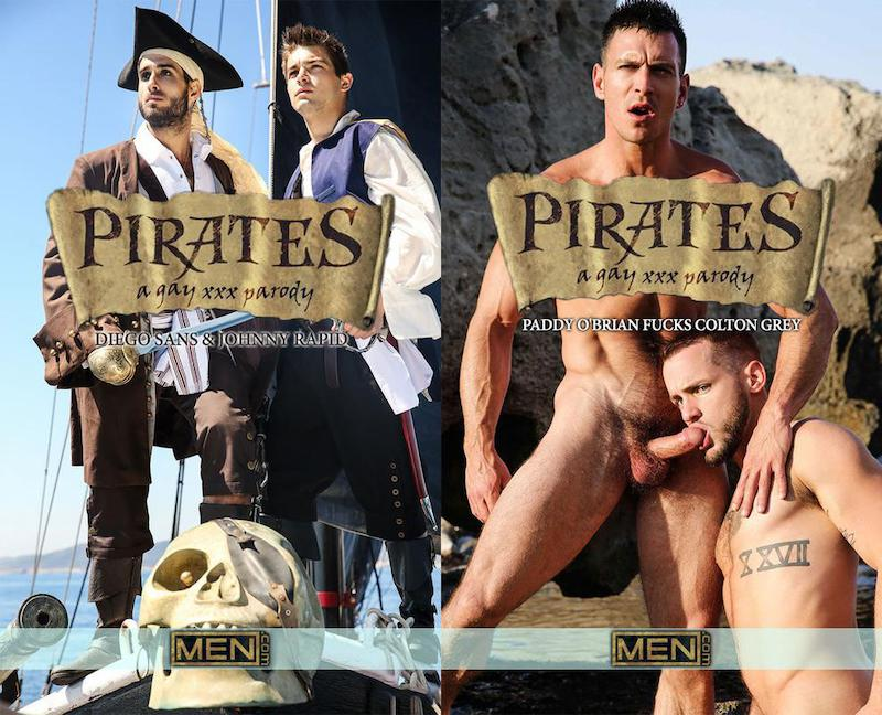 MEN – Pirates A Gay XXX Parody