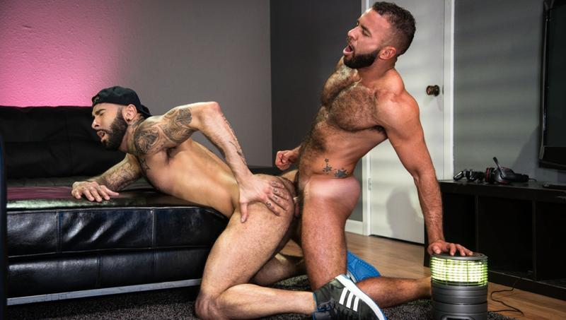 RagingStallion – Gaymers, Scene #01