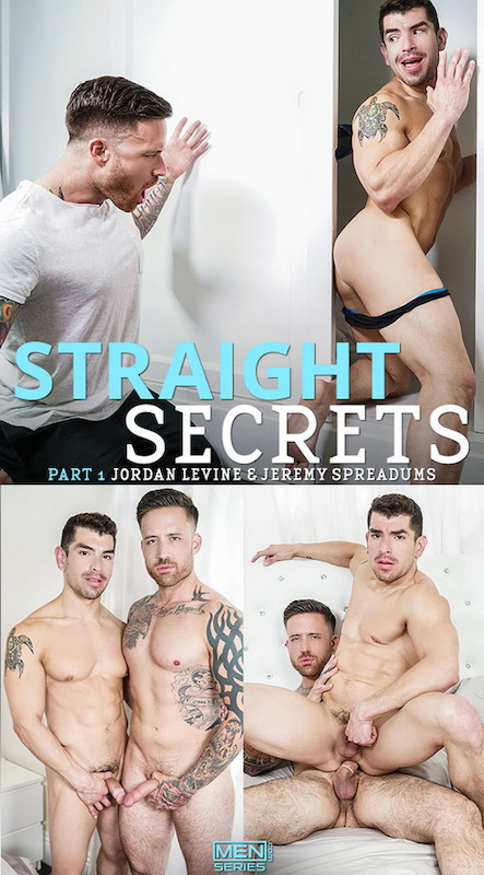 MEN – Straight Secrets Part 1