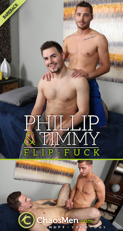 ChaosMen – Phillip & Timmy: RAW