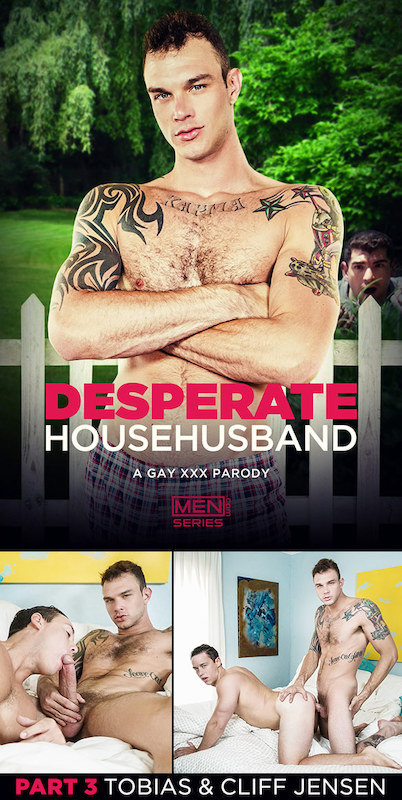 MEN – Desperate Househusband Part 3 : A Gay XXX Parody