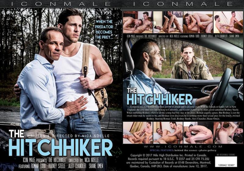 IconMale – The Hitchhiker