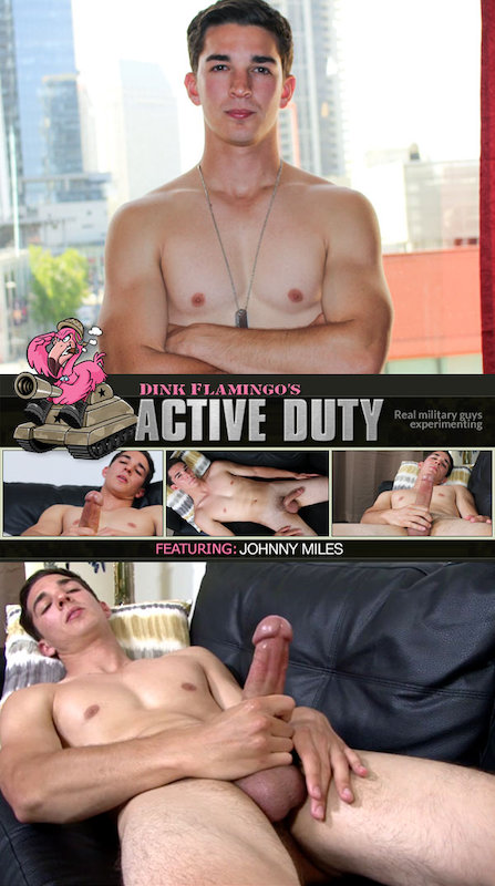 ActiveDuty – Johnny Miles