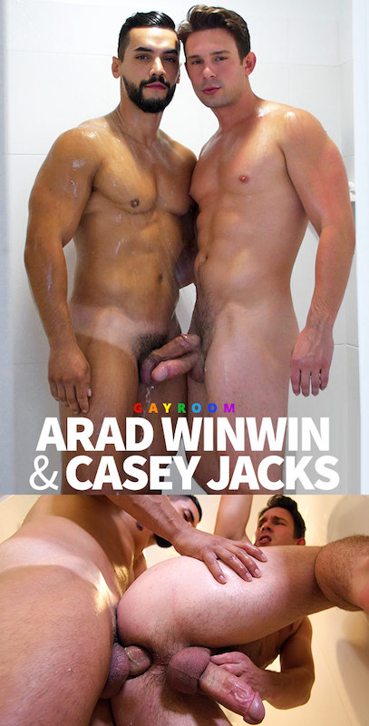 ShowerBait – Wet Muscle Crave – Arad Winwin And Casey Jacks