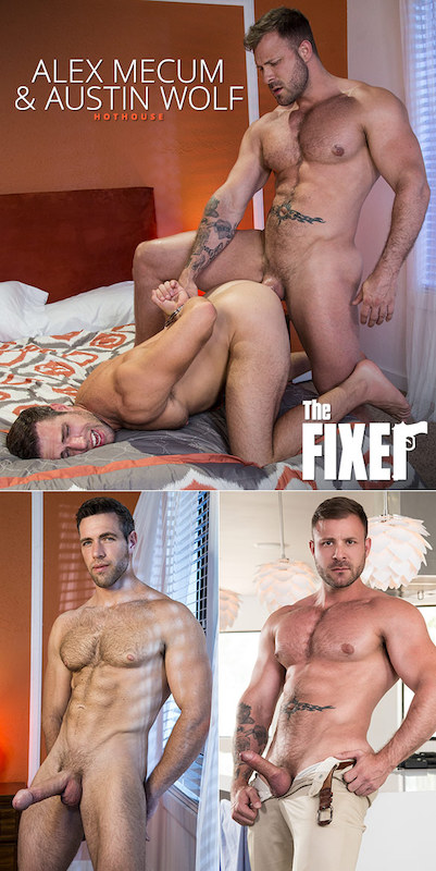 HotHouse – The Fixer, Scene #01