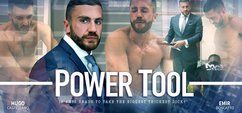 MenAtPlay – Power Tool