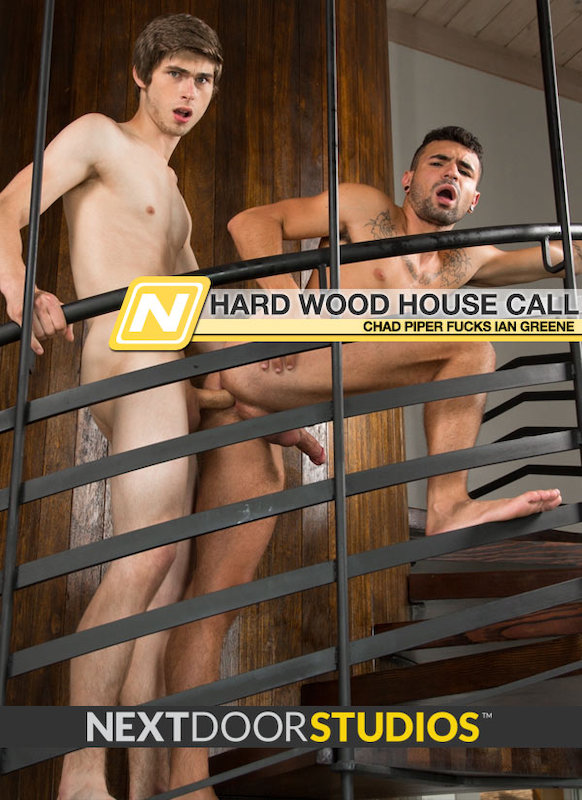 NextDoorStudios – Hard Wood House Call (Bareback)