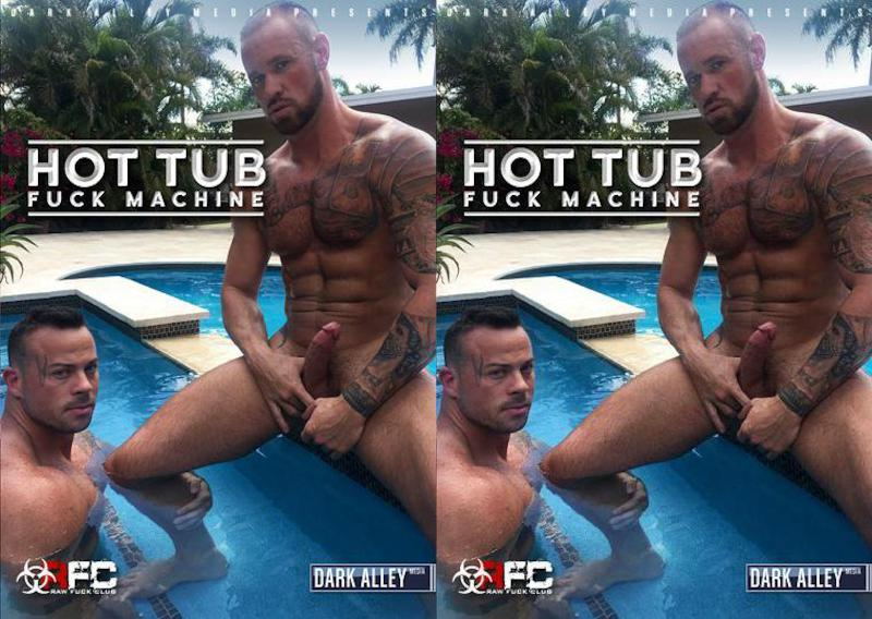 DarkAlley – Hot Tub Fuck Machine