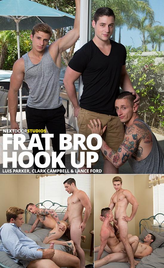 NextDoorStudios – Frat Bro Hook Up (Bareback)