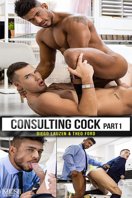 MEN – Diego Lauzen & Theo Ford – Consulting Cock Part 1