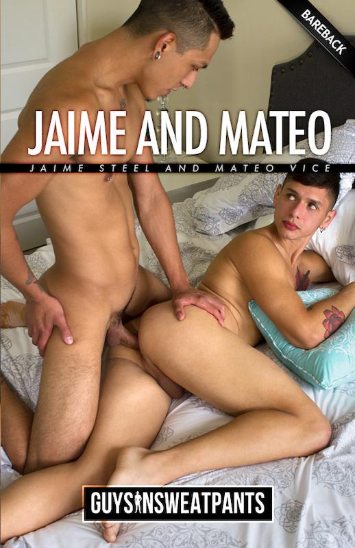GuysInSweatPants – Mateo Vice & Jaime Steel Flip Fuck