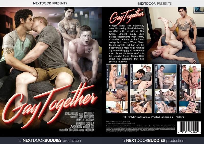 NextDoorBuddies – Gay Together / 2017