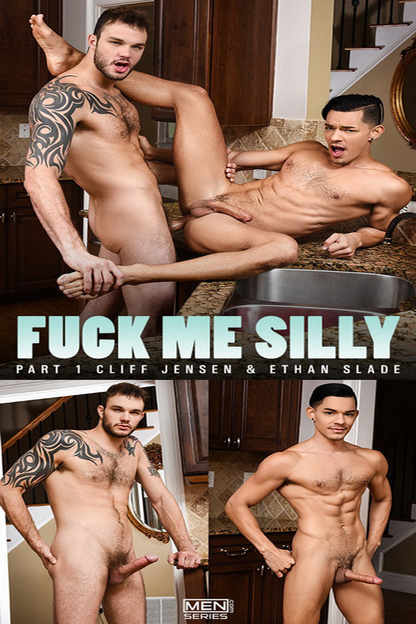 MEN – Cliff Jensen and Ethan Slade – Fuck Me Silly