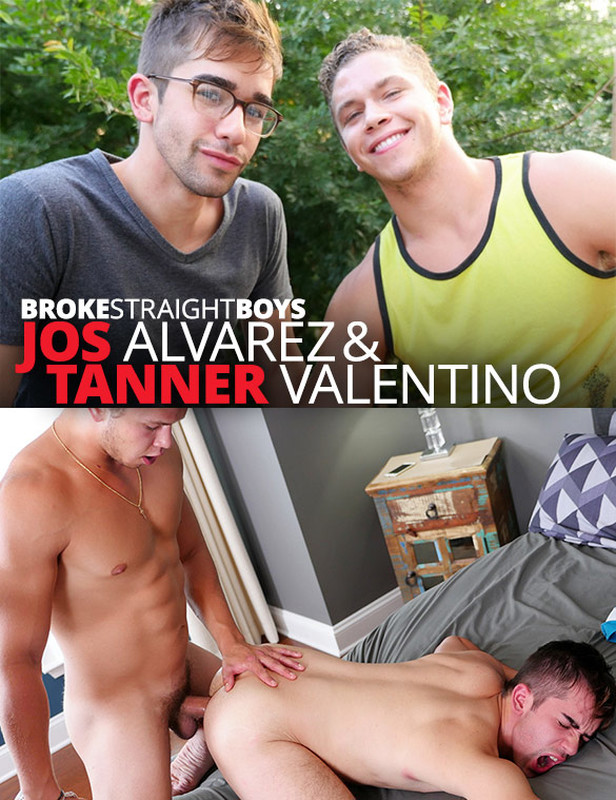 BrokeStraightBoys – Jos Gets His Ass Filled With Tanner