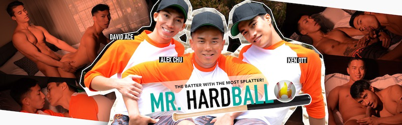 PeterFever – Mr. Hardball Part 9 | Jerk Off Contest: Cody Hong, Gabriel Dalessandro, Ken Ott and Jessie Lee