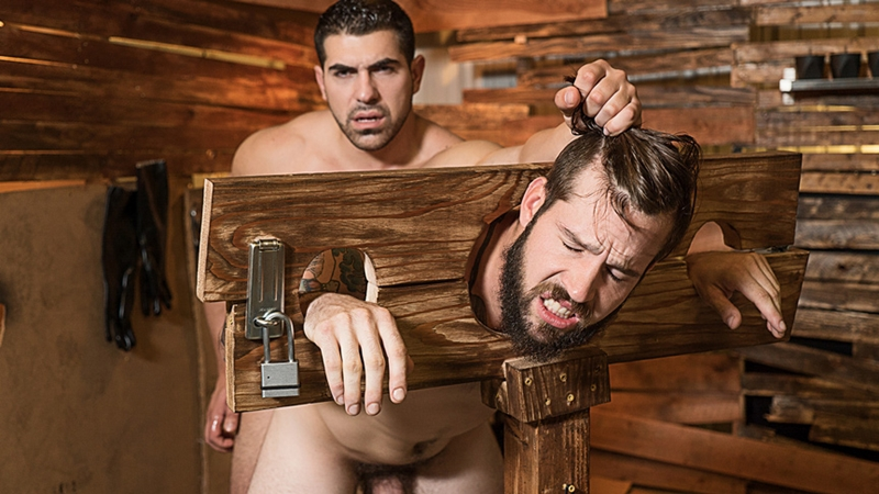 Bromo – Bareback Inquisition Part #2 (Bareback)