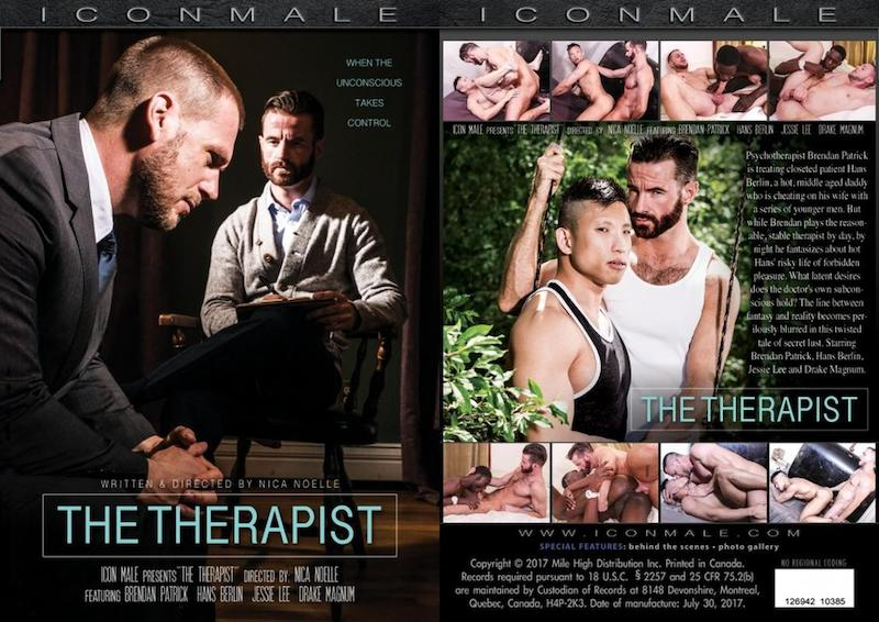 IconMale – The Therapist / 2017