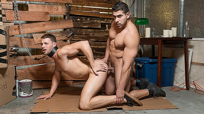 Bromo – Casey Kole, Damien Stone – Bareback Inquisition Part 3