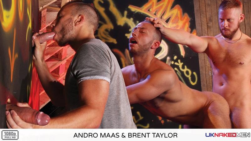 UKNakedMen – Andro Maas & Brent Taylor