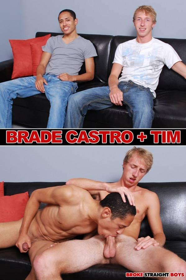BrokeStraightBoys – Brade Castro & Tim