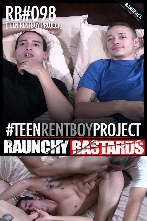 RaunchyBastard – Teen Rentboy Project (Bareback)