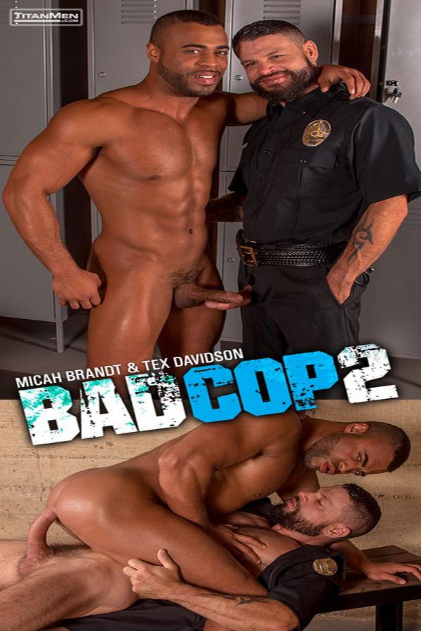 TitanMen – Bad Cop 2 – Micah Brandt & Tex Davidson