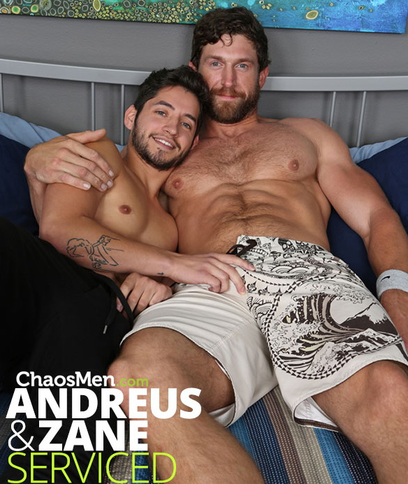 ChaosMen – Andreus & Zane: Serviced