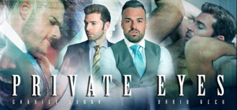 MenAtPlay – Private Eyes – Gabriel Lunna, Dario Beck