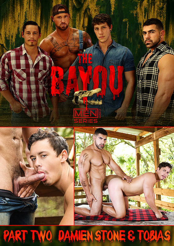MEN – The Bayou Part 2: Damien Stone Fucks Tobias