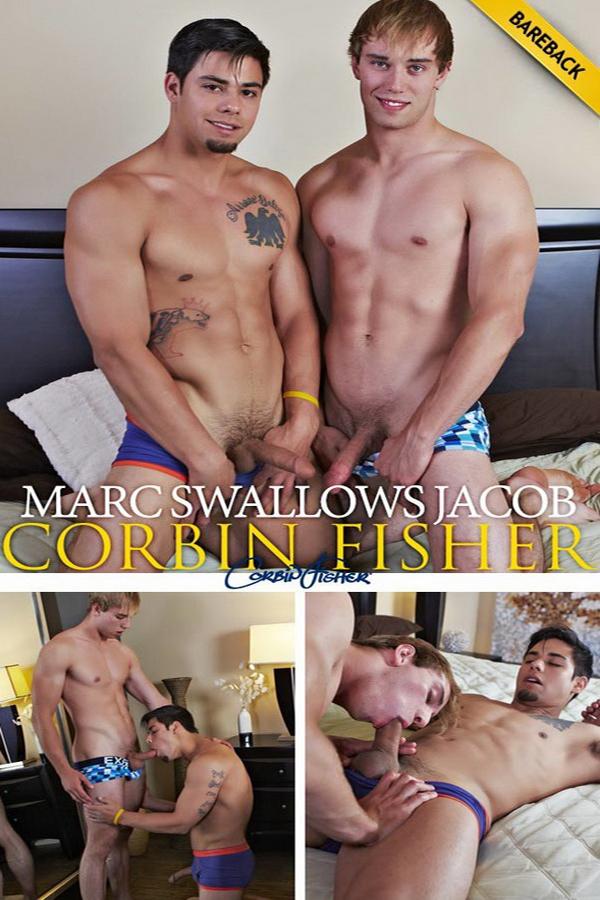 CorbinFisher – Marc Swallows Jacob (Bareback)