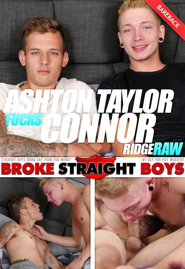 BrokeStraightBoys – Ashton Doggy Style Fucks Connor
