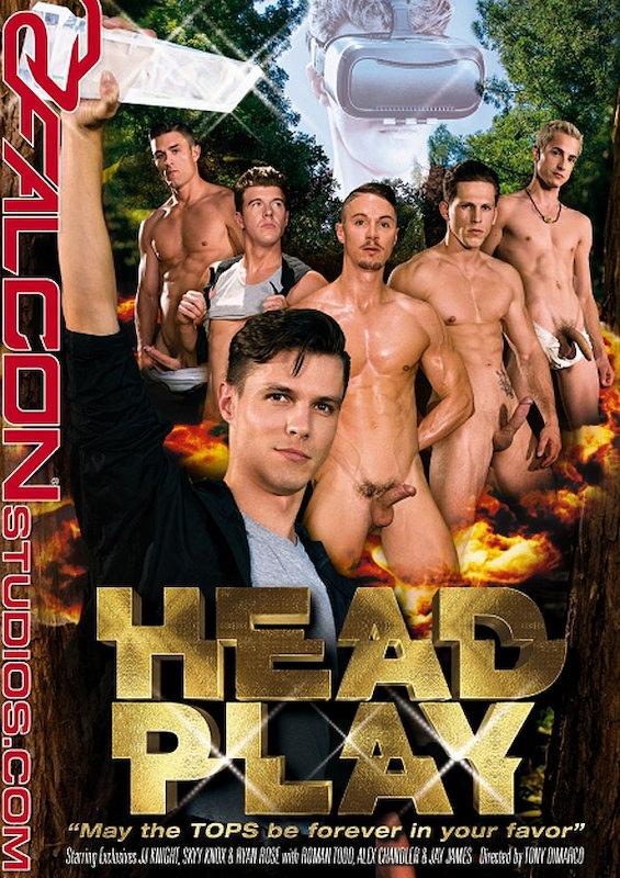 FalconStudios – Head Play Scene 4: JJ Knight Fucks Alex Chandler
