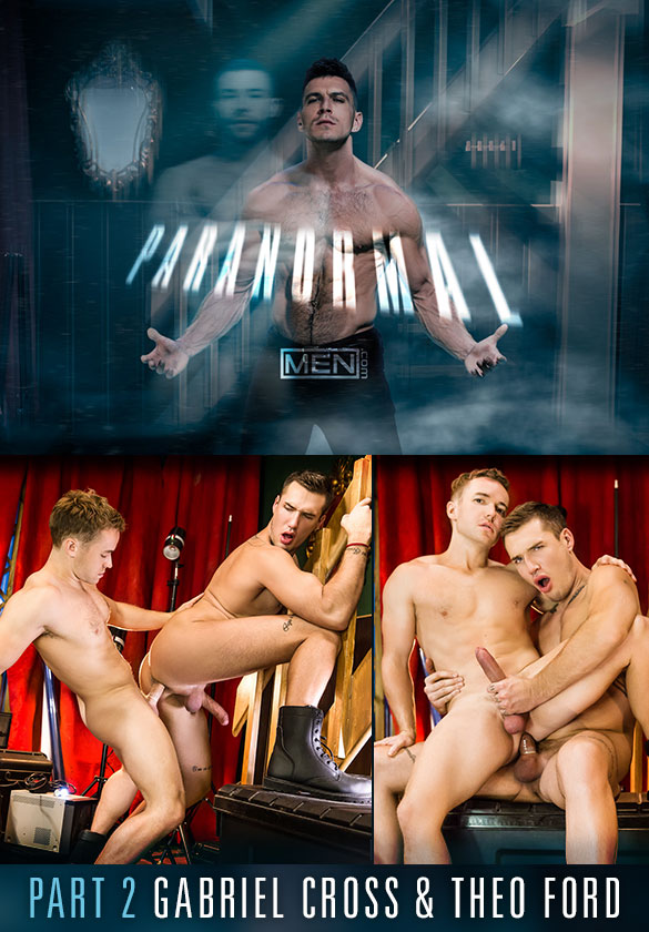 MEN – Paranormal Part 2 – Gabriel Cross & Theo Ford