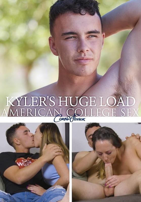 CorbinFisher – Kyler's Huge Load
