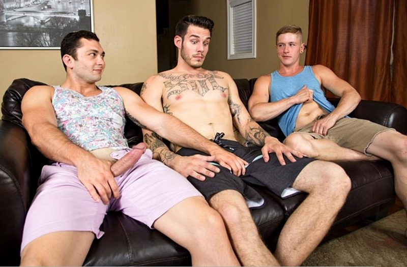NextDoorBuddies – Nervous Newbies (Bareback)