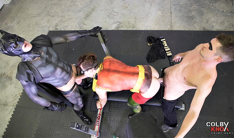 ColbyKnox – The Adventures of Batman and Robin-Part 3