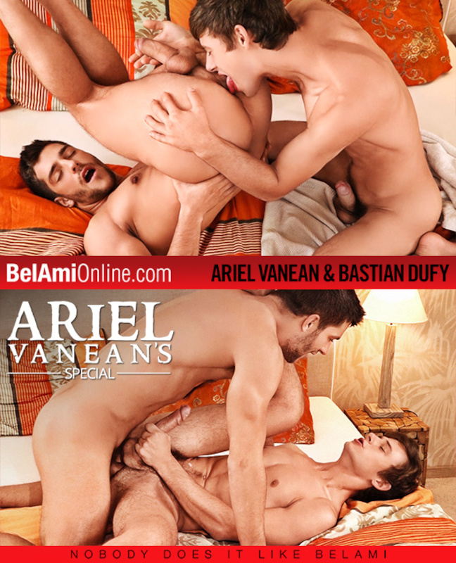 BelAmiOnline – Ariel Vanean's special with Bastian Dufy (Bareback)