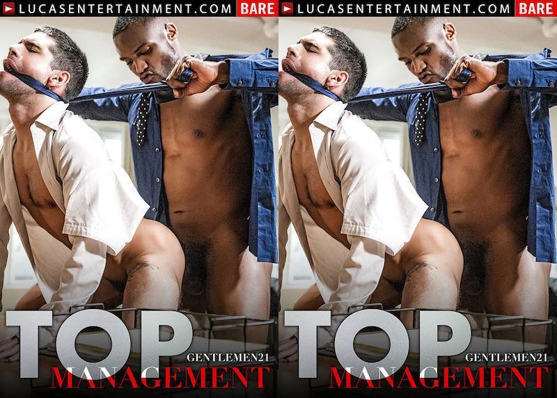 LucasEntertainment – Gentlemen 21 Top Management (Bareback) / 2017