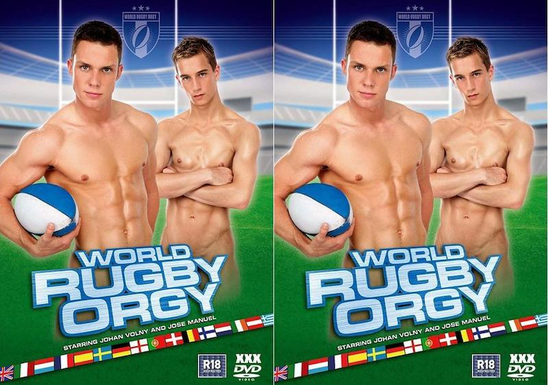 Staxus – World Rugby Orgy
