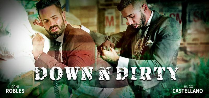MenAtPlay – Down N Dirty